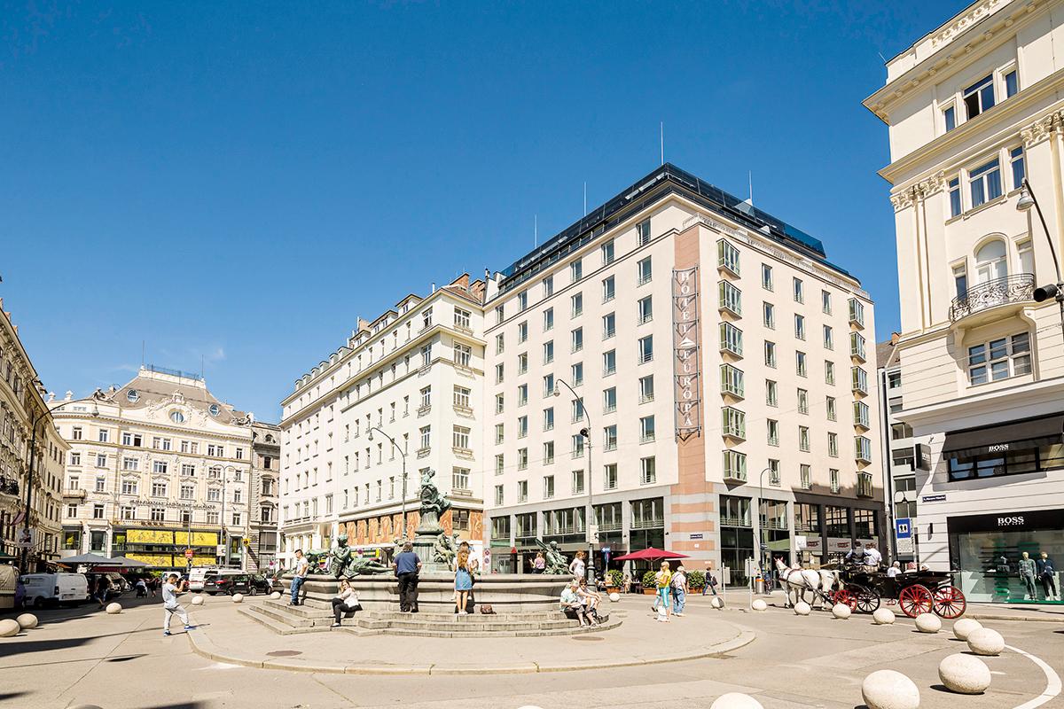 Hotel Europa Wien