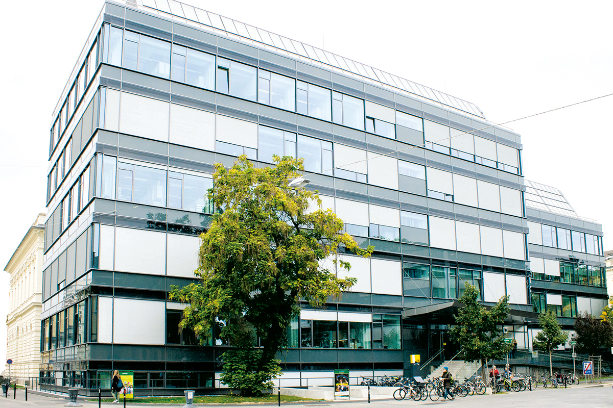 Universitätsplatz 1 Graz