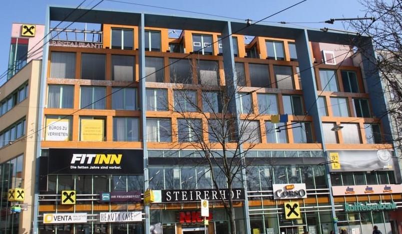 Fassadensanierung Steirerhof Graz