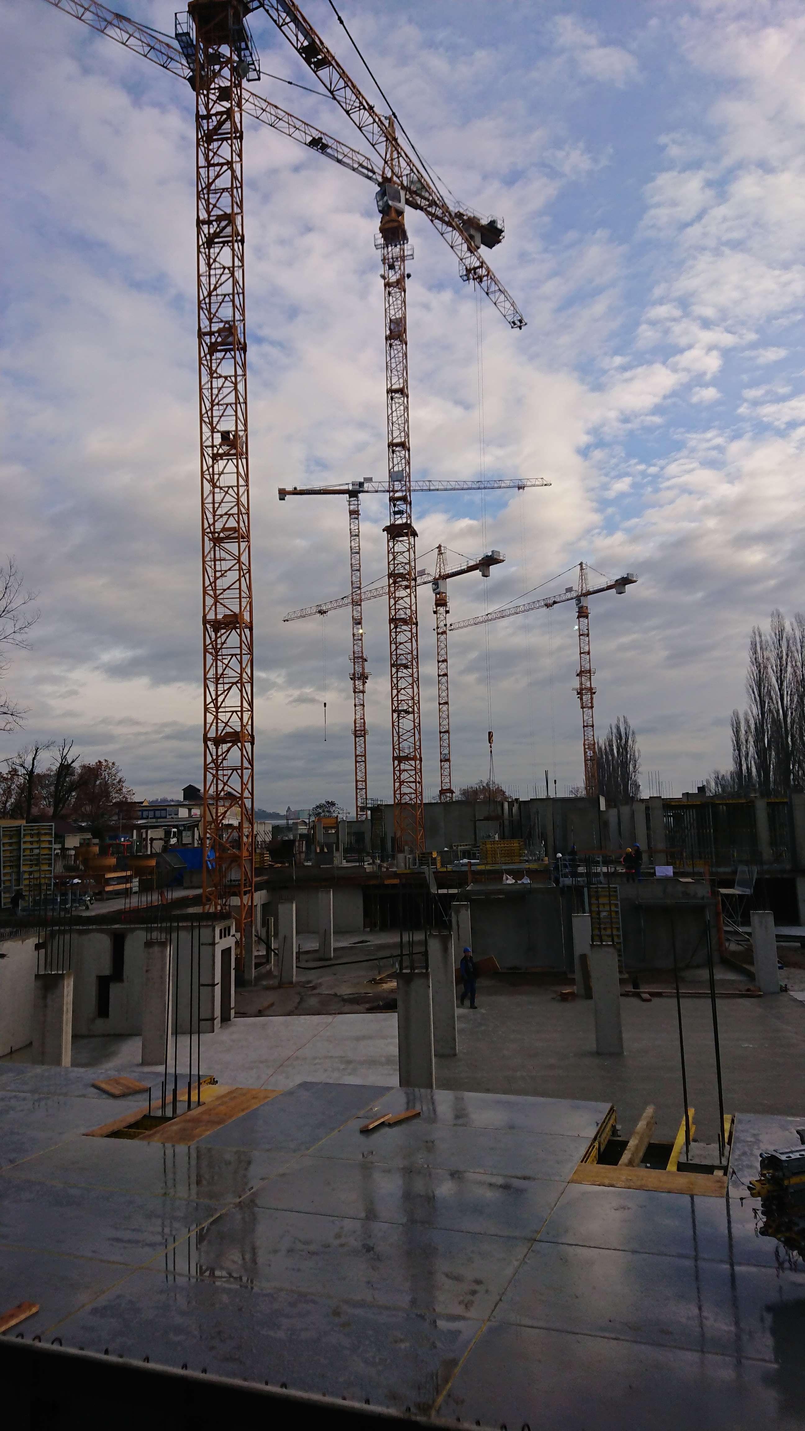 Baufortschritt Reininghaus Q5