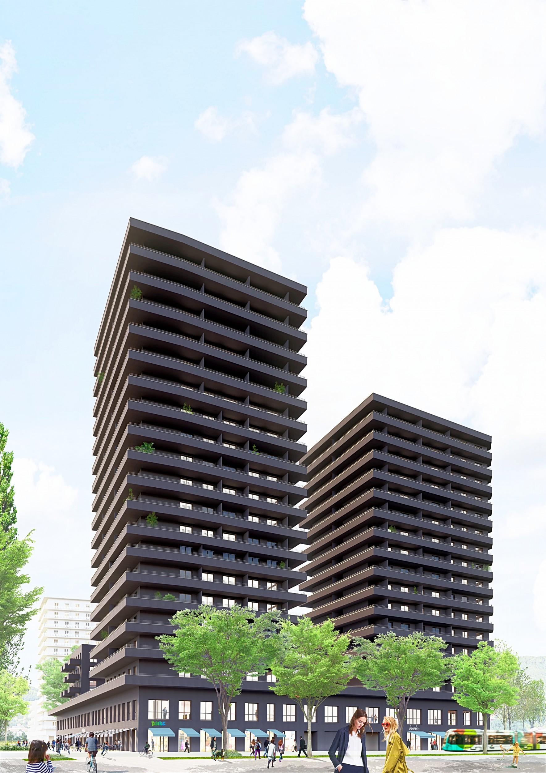 Reininghaus Quartier 5, Abschnitt 2A